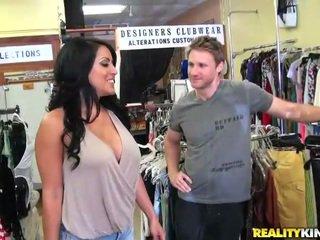 বাঙ্গি, বিগ boobs, বড় tits