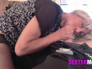 Meine Oma das erste Mal anal