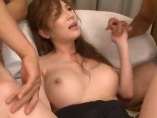 Hamba gadis sucks besar rods