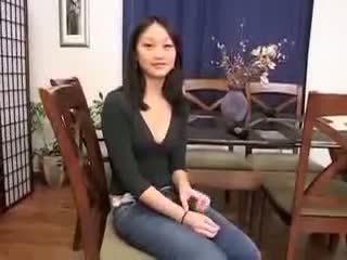 Kineze vajzë evelyn lin i parë kohë anale