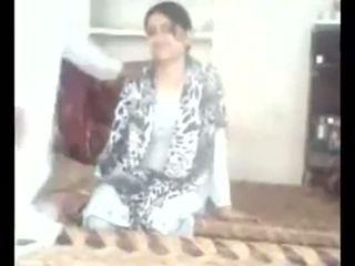 Pakistansk par hjemmelagd