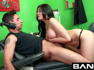 Bang Confessions Busty Asian Brenna Climax Getting a.