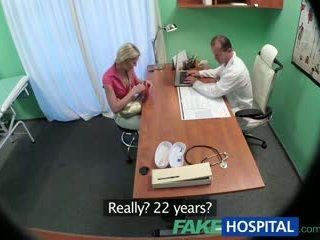 Fakehospital subtire gagica wants sex cu medic