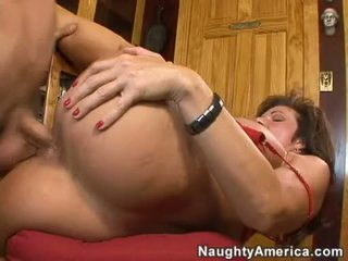 Ravishing Hot Momma Deauxma Acquires Screwed By A Cock Until She Screams With Joy