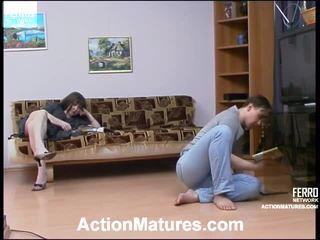 Elinor ve morris cinsel ağlayan video