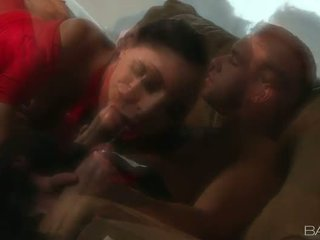 Suur breasted beib brandy aniston stuffed