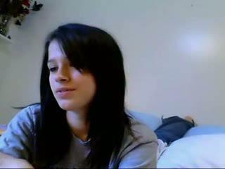 Real jovem grávida amadora morena webcam masturbation