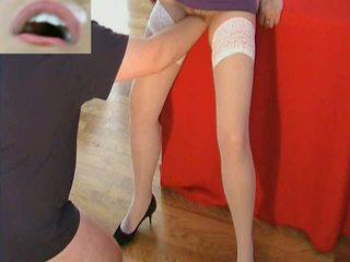 cunt, lingerie, video