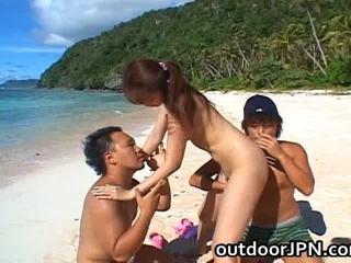 Asami ogawa asia playgirl receives bang