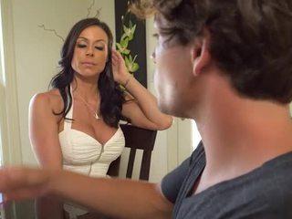 anumang brunette, malaki hardcore sex, nice ass saya