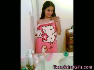 Teenage korean gfs naked!