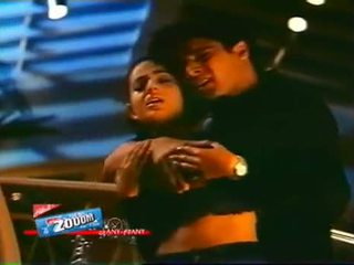 Bollywood skuespiller amisha patil boob pressed
