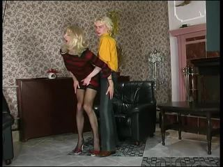 crossdresser, blowjob, tūpļa