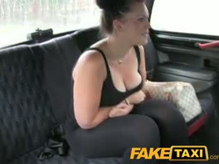 FakeTaxi London taxi spycam sex tape