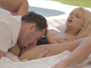 Hot Ivana Sugar and hubby passionate sex