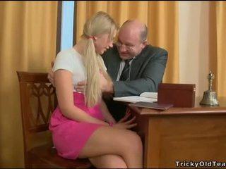 Delighting two hooters teachers