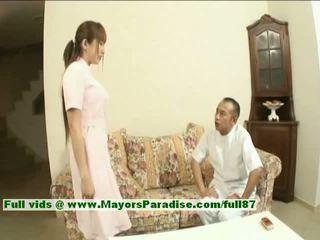 Myuu hasegawa innocent 예쁜 중국의 소녀 gets teased