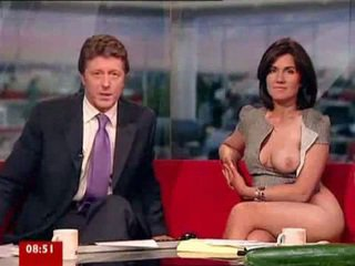 Susanna reid hrať s sex hračky na breakfast televízie