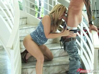 Alexis texas stairway na heaven
