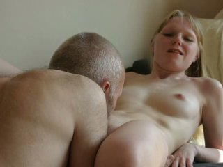 Slideshow Grandpa with Married Bisexual Couple and.